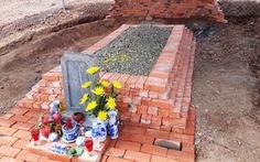 Kiến nghị Thủ tướng việc mộ vợ vua Tự Đức bị san ủi