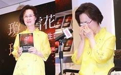 Quỳnh Dao lộ diện sau 10 năm: muốn thay chồng nói lời tận đáy lòng