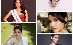 Á hậu Thuỳ Dung đại diện cho Việt Nam tại Miss International 2017