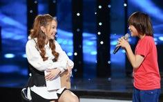 Minh Hằng làm giám khảo khách mời chung kết Vietnam Idol Kids 2017