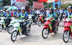 Cùng xây dựng văn hóa giao thông: Lái xe an toàn, diễn tập cứu hộ