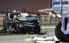 Khởi tố lái xe Range Rover gây tai nạn khiến nữ trung úy tử vong