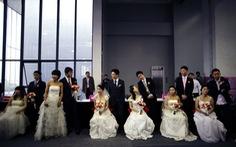Trung Quốc loay hoay giải bài toán kết hôngiảm