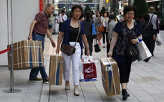 Thế giới chờ đón 30 triệu du khách Trung Quốc dịp hè