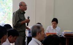 Nguyên bí thư xã Đồng Tâm: 'Tôi không được chia đồng xu nào'