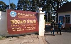 ĐH Sài Gòn, Tây Nguyên, Tài chính kế toán xét tuyển bổ sung