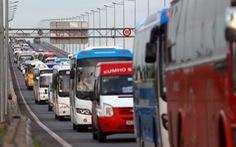 'Cao tốc 10km/h' - viễn cảnh kẹt xe khu sân bay Long Thành