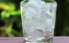 Lạm dụng nước đá và kem lạnh không tốt cho sức khỏe