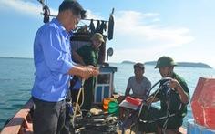 Lính biên phòng… đi bảo tồn biển