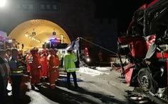 Tai nạn thảm khốc ở Trung Quốc, thiệt mạng một lúc 36 người