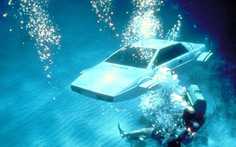 12 chiếc xe lừng lẫy trong phim Hollywood (phần 2)