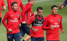 Điểm tin sáng 12-8: Neymar ra mắt PSG ở trận gặp Guingamp