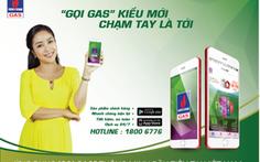 Ưu đãi hấp dẫn khi tải app 'Gọi Gas'