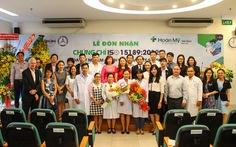 Bệnh viện Hoàn Mỹ Sài Gòn nhận chứng chỉ xét nghiệm lâm sàng tiêu chuẩn quốc tế