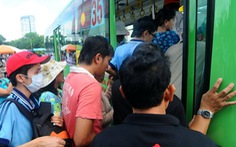 3 lợi ích khi chọn xe buýt đi vào trung tâm TP.HCM
