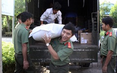 Tổng cục An ninh khám bệnh cho 400 người dân Bạc Liêu