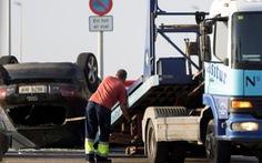 Các nước tăng cường chống khủng bố bằng xe