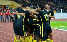 Đá bại U-22 Myanmar, Malaysia đoạt vé vào bán kết