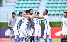 U-22 Malaysia gặp Thái Lan ở trận chung kết