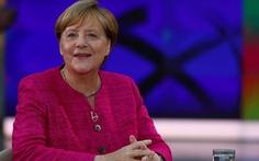 Bà Merkel không hối tiếc về quyết sách với người tị nạn