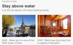 Bị 'ném đá' vì mời 'du lịch sông nước' giữa siêu bão Harvey