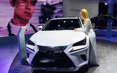 Trở lại giấc mơ xe hơi Việt: Áp lực xe nhập khẩu