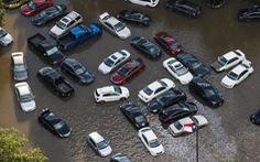 6 điều quan trọng cần làm khi xe bị ngập nước
