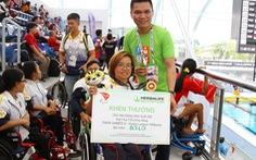 VN giành 8 HCV ngày đầu ASEAN Para Games 2017
