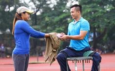 """2 vợ chồng cùng """"hái vàng"""" ASEAN Para Games"""