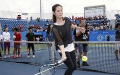 Li Na chê quần vợt Trung Quốc tụt hậu