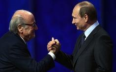 Điểm tin tối 20-10: Tổng thống Putin mời ông Blatter dự World Cup 2018