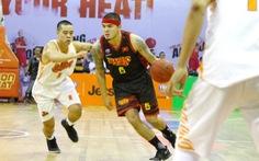 Saigon Heat biến Danang Dragons thành cựu vương VBA