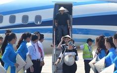 Phú Quốc đón chuyến bay đầu tiên đến từ Thái Lan