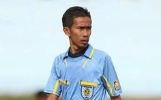 Điểm tin tối 31-10: Trọng tài Malaysia cầm còi vòng 24 V-League