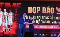 FPT phân phối bản quyền truyền hình Giải bóng rổ nhà nghề ABL 2017-2018