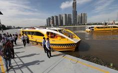 Tuyến buýt sông đầu tiên của TP.HCM đi vào hoạt động