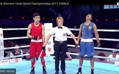 Đỗ Hồng Ngọc giành HCB boxing trẻ thế giới 2017