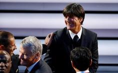 Đức và Anh hài lòng với kết quả bốc thăm