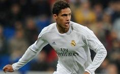 Điểm tin tối 7-12: Real mất Varane trận gặp Sevilla
