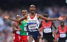 Điểm tin sáng 18-12: Farah đoạt giải Nhân vật thể thao của năm