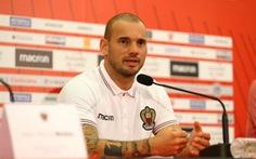 Điểm tin tối 6-1: Sneijder sang Qatar chơi bóng
