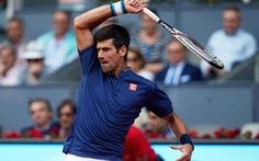 Djokovic trở lại thi đấu sau 6 tháng dưỡng thương