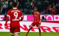 B.M thắng ngược Hoffenheim sau khi bị dẫn trước 2 bàn