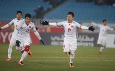 Quang Hải xuất sắc thứ 2 U-23 châu Á 2018
