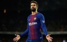 Điểm tin tối 30-1: Pique ở lại Barcelona đến năm 2022