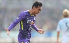 Ghi bàn ở J-League, Dangda đi vào lịch sử Đông Nam Á