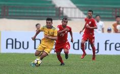 10 người SLNA cầm chânPersija Jakarta