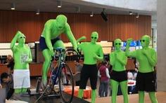 Đại học xanh thay đổi nhận thức sinh viên