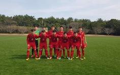 Thua Indonesia, U-16 VN đứng nhì Giải U-16 quốc tế tại Nhật Bản