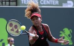 Osaka loại Serena ở vòng 1 Giải quần vợt Miami